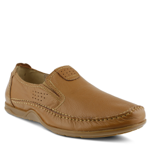 Spring Step Camillo : Medium Brown - Mens