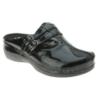 Spring Step Happy : Black Patent - Womens