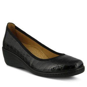 Spring Step KartII : Black Patent - Womens