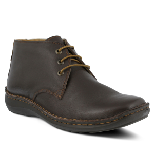Spring Step Mathias : Brown - Mens