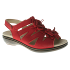 Spring Step Tressie : Red - Womens Sandal