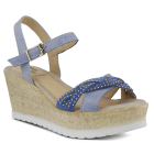 Spring Step Style: URIBIA-BLU